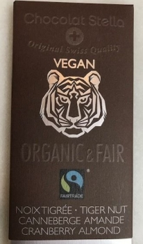 ORGANIC & FAIR CRANBERRY ALMOND VEGAN