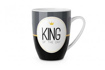 "Tasse ""King of the Day"""