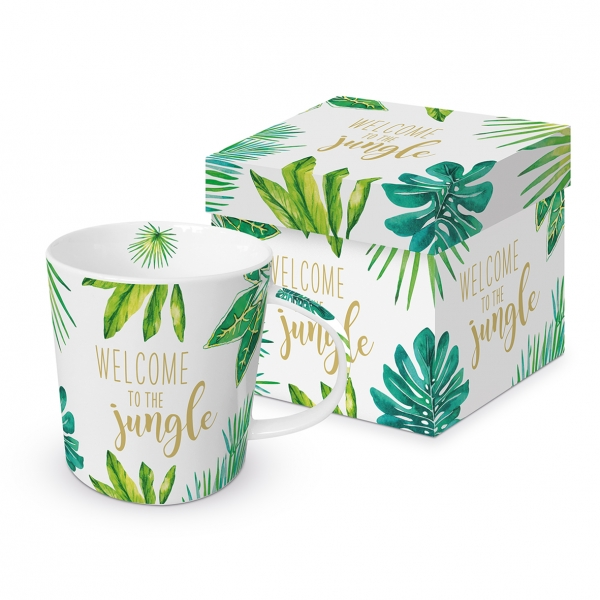 Trend Mug Jungle in Geschenkbox